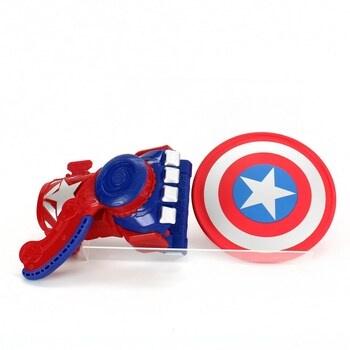 Vystřelovací štít Captain America Avengers