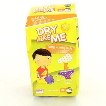 Tréninkové plenky Dry like me 18ks
