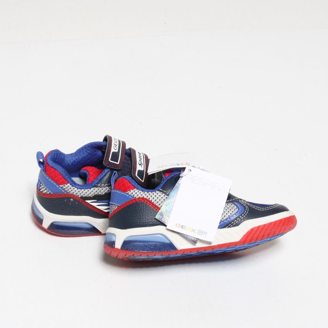 Dětské boty Geox J159CB014BU