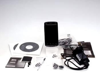 Mobilní telefon HTC Touch HD černý