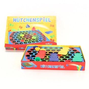 Dětská barevná hra Noris Hütchenspiel