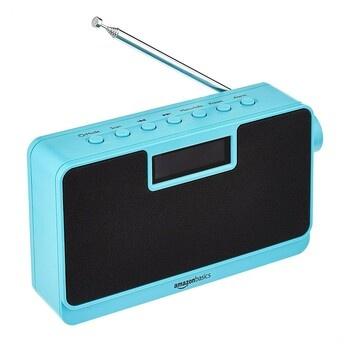 Přenosné rádio Amazon Basics ONNS