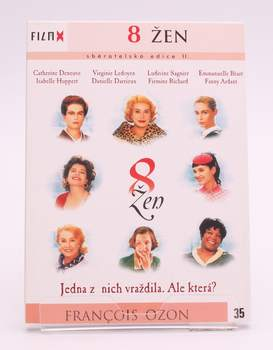 DVD 8 žen