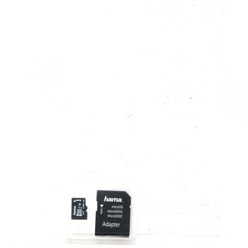 MicroSDHC karta Hama 16GB