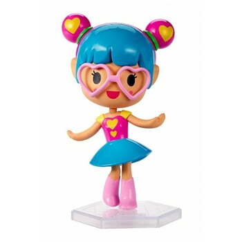 Panenka Mattel Barbie ve světě her modrá