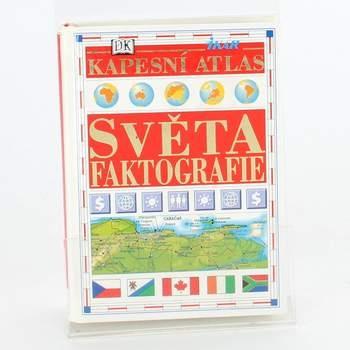 Kniha Atlas světa- faktografie