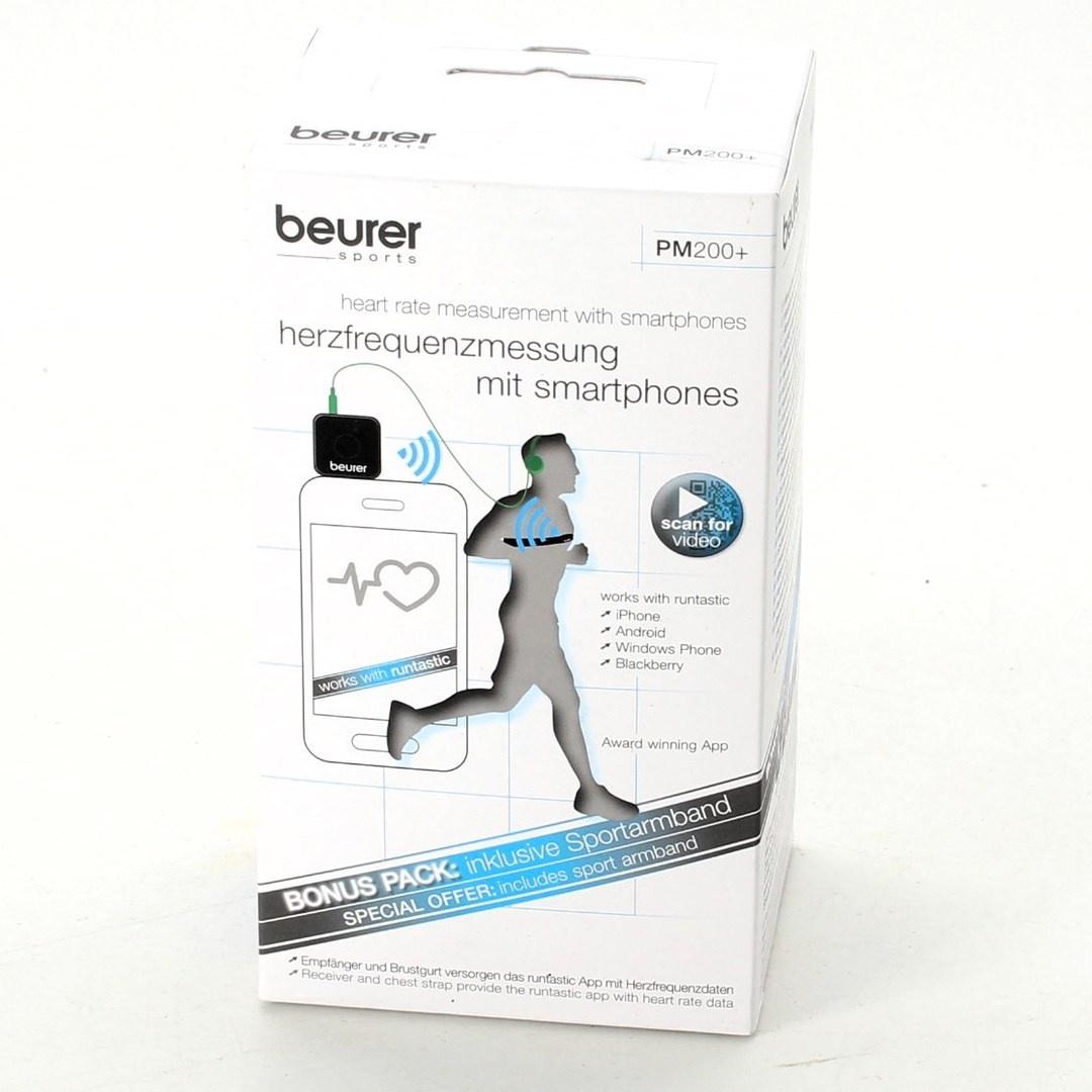 Měřič tepové frekvence Beurer PM 200+