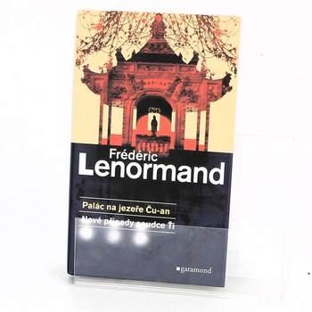 Kniha F. Lenormand: Palác na jezeře Ču-An