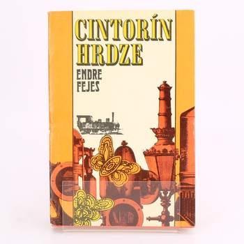 Kniha SMENA Cintorín hrdze Endre Fejes
