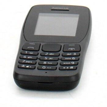 Mobilní telefon Nokia TA-1192 Dual SIM černý
