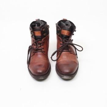 Pánská zimní obuv Tommy Hilfiger FM0FM00711