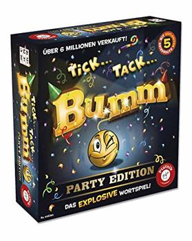 Desková hra Piatnik Tick Tack Bumm