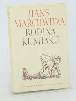 Kniha H. Marchwitza: Rodina Kumiaků