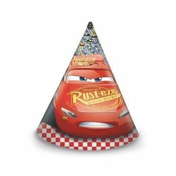 Party kloboučky Procos Cars
