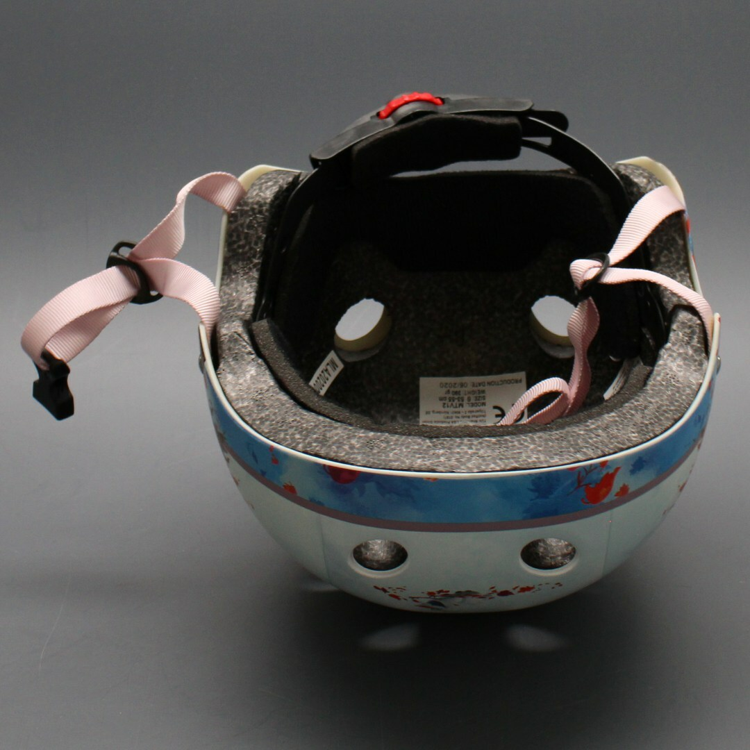 Dívčí cyklistická helma Disney 007335N5162