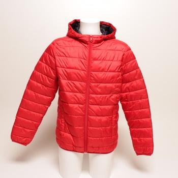 Pánská bunda Q/S červená vel. M