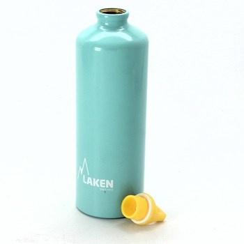 Modrá outdoor láhev Laken 1 l