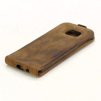 Kožené pouzdro na mobil Mumbi 13394