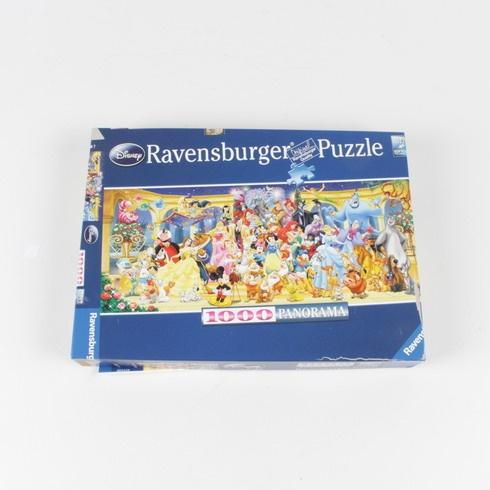 Puzzle Panorama Ravensburger Disney Classics