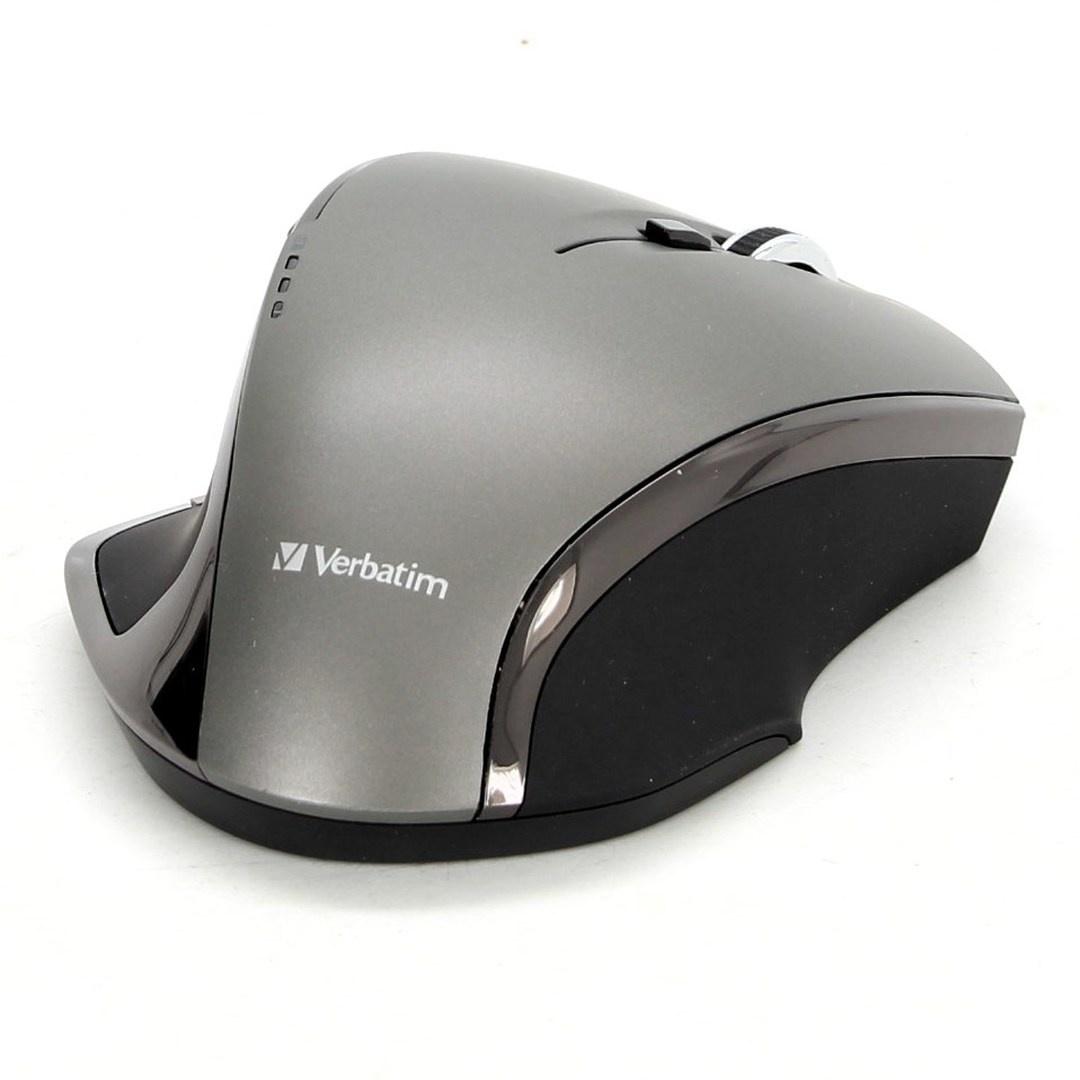 Bezdrátová myš Verbatim GO ERGO Deluxe