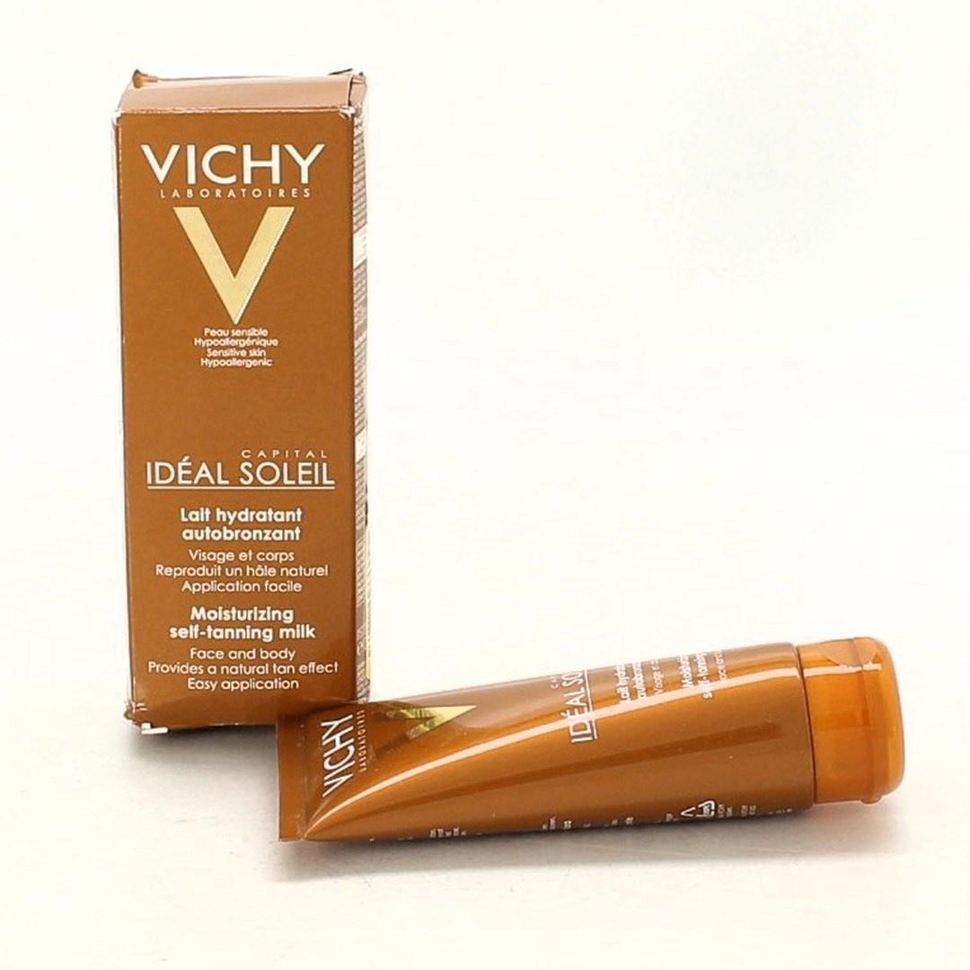 Samoopalovací mléko Vichy Idéal Soleil