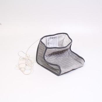Ohřívač nohou Medisana FWS šedý