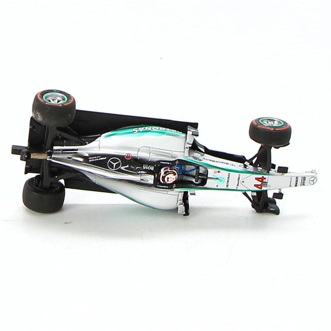 Model auta Minichamps 417150344 Mercedes AMG
