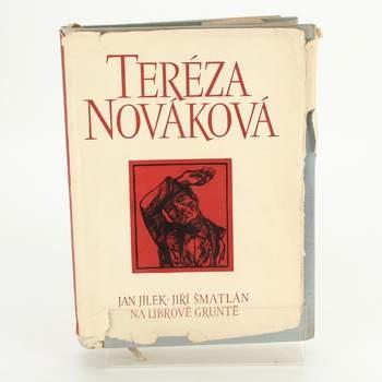 Kniha Na Librově gruntě Tereza Nováková