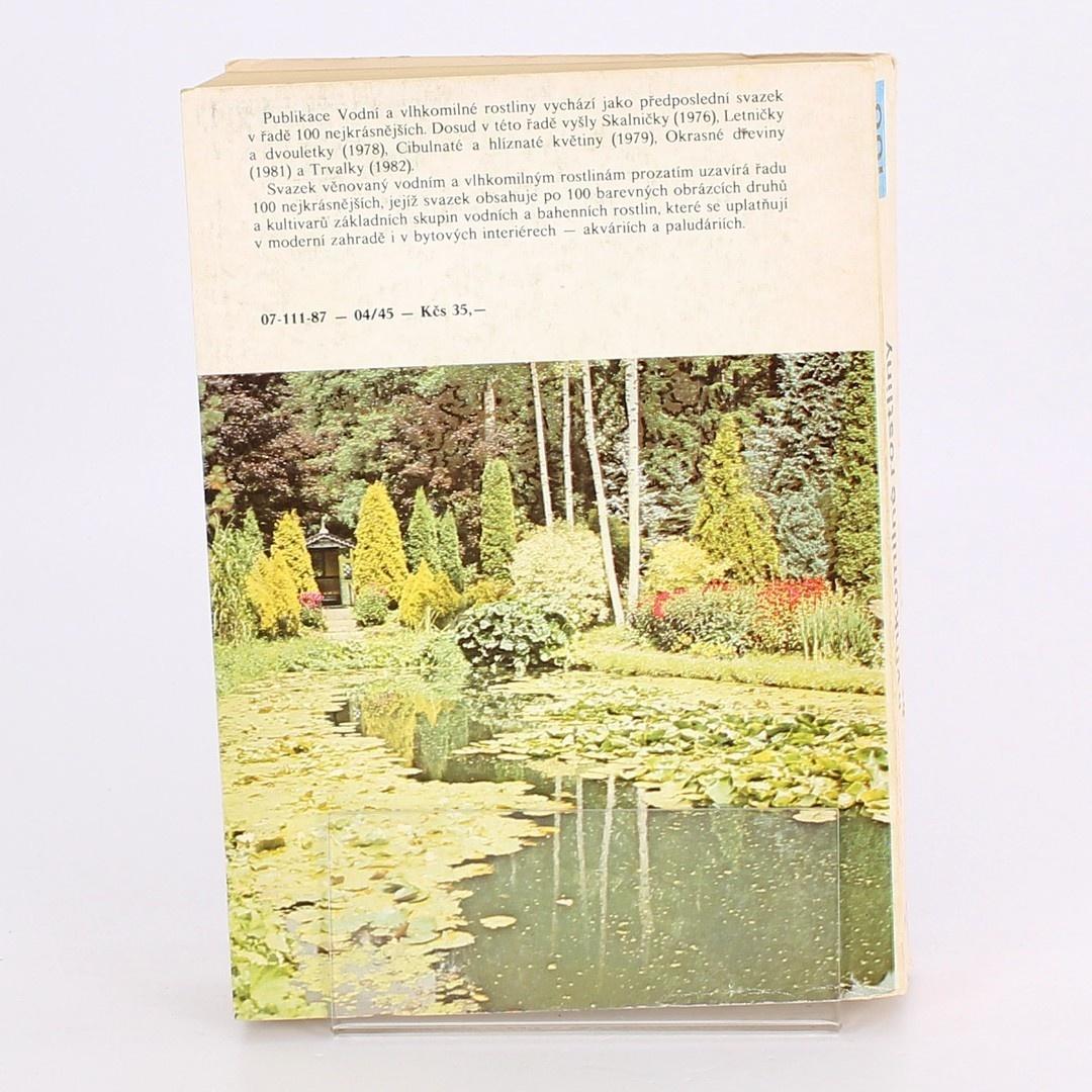 Kniha Vodní a vlhkomilné rostliny
