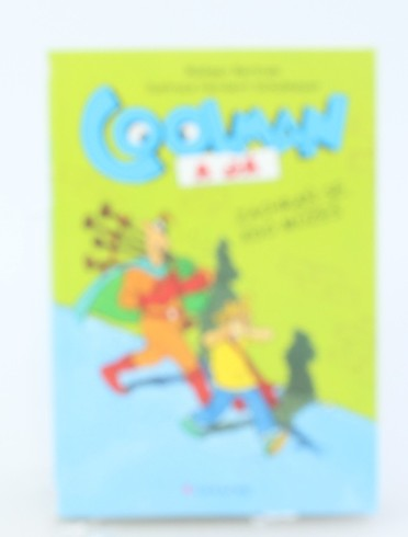 Kniha R. Bertram: Coolman a já