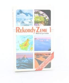 Kniha Kliment Ondrejka: Rekordy zeme 1