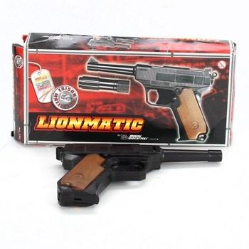 Policejní dětská pistolka Edison Giocattoli