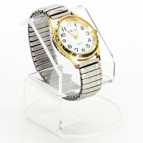 Dámské hodinky YaWeiSi kovové - bazar  06d37a5b92
