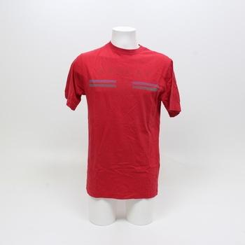 Dámské červené triko Replay