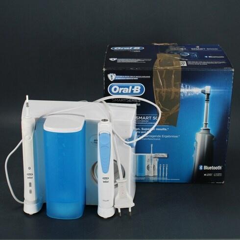 Ústní centrum Braun Oral-B Oxyjet 5000