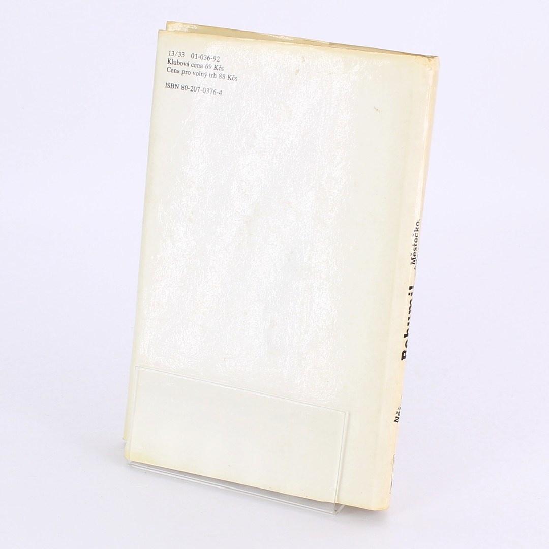 Kniha Tři prózy Něžný barbar, Příliš hluč...