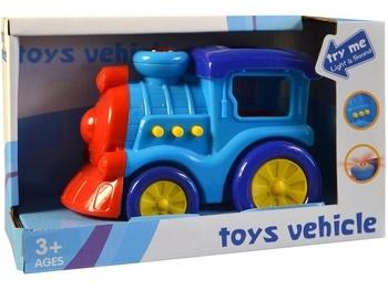 Dětská lokomotiva na baterie MaDe
