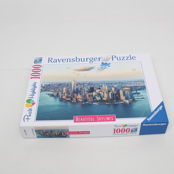 Puzzle 1000 Ravensburger 14086 New York