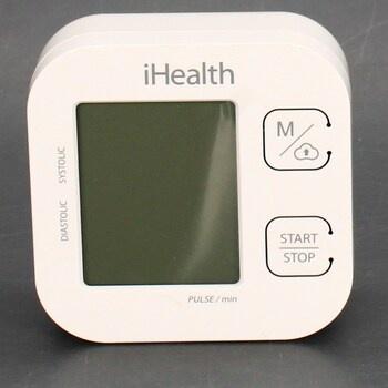 Měřič krevního tlaku iHealth Track