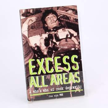 Kniha Excess all areas