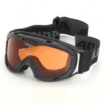 Unisex lyžařské brýle Alpina