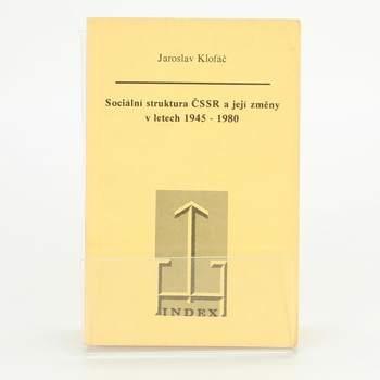 Kniha Sociální struktura ČSSR a její změny