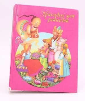 Dětská knížka S. Langer: Kouzelný svět pohádek