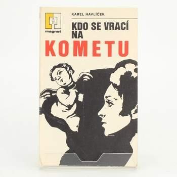 Kniha Kdo se vrací na kometu