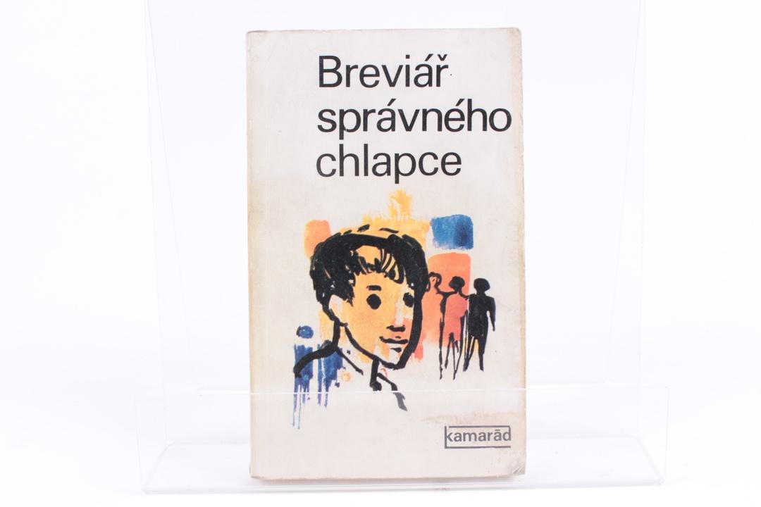 Kniha A. Zázvorka: Breviář správného chlapce