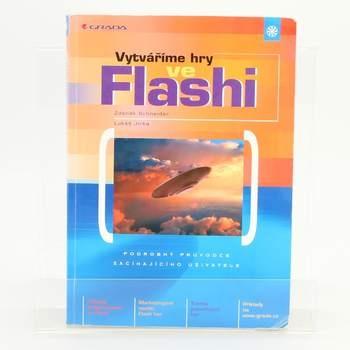 Kniha Vytváříme hry ve Flashi