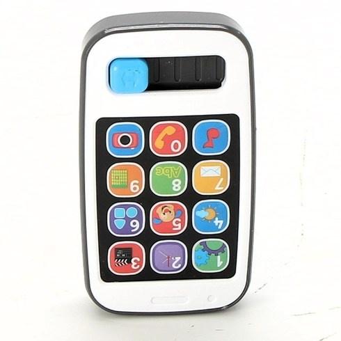 Telefon pro nejmenší Fisher Price SmartPhone