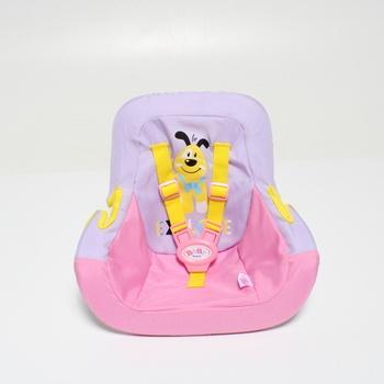 Doplňky Baby Born 828830 autosedačka