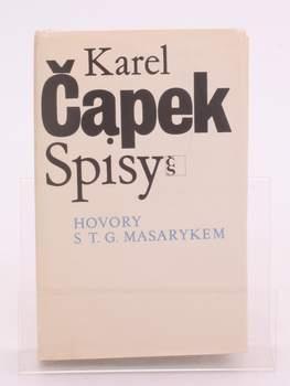 Karel Čapek: Spisy - Hovory s T. G. Masaryke