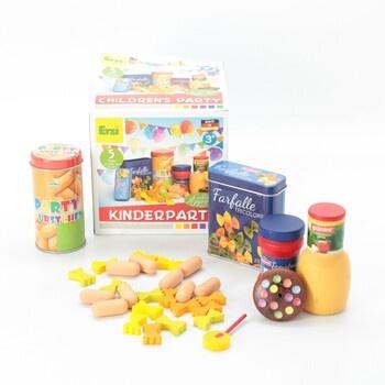Potraviny na dětskou párty Erzi 28218